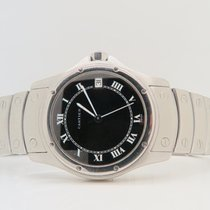 Cartier Santos Ronde Stainless Steel Automatic Ref. 1920 1
