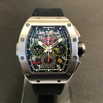 Richard Mille GMT 11-02 Flyback Chronograph Titanium