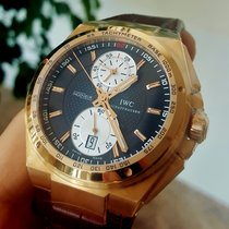 IWC BIG INGENIEUR GOLD FLYBACK CHRONOGRAPH