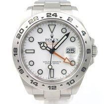 롤렉스 (Rolex) Explorer 2 216570 Full Set White dial
