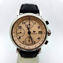 Raymond Weil Tradition Mecanique 18K GOLD PLATED 7760 CHRONOGRAPH