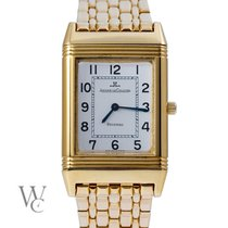 Jaeger-LeCoultre Reverso 18k Yellow Gold Mid Size Manual...