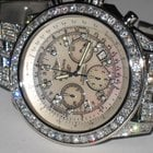 Breitling Bentley Motors Diamonds