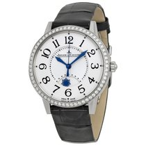 Jaeger-LeCoultre Rendez-vous Day and Night Silver Dial...