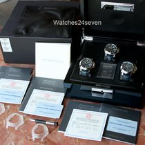 Panerai PAM 781 Frienze Special Edition 3pc Watch set blue dials: