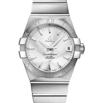 Omega Constellation Co Axial Automatic in Steel