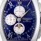 Longines Evidenza Automatic Chronograph Moonphase XL