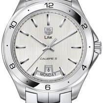 TAG Heuer Link Calibre 5 Automatic Day-Date WAT2011.BA0951