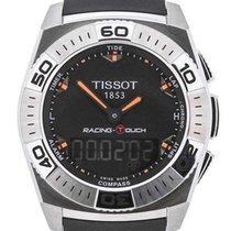 Tissot Racing Touch Black Dial