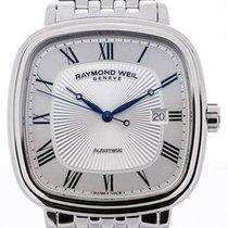 Raymond Weil Maestro Automatic Silver Dial Guilloche
