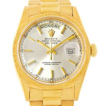 Rolex Day-date President Vintage 18k Yellow Gold Watch 1807...