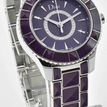 Dior Purple Christal CD143112M001 - $5,750  New Ladies Watch...