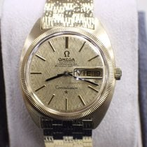 Omega Constellation Day Date Solid 18K Yellow Gold