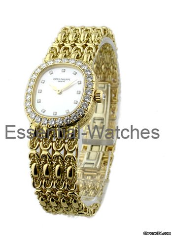 Patek Philippe Ellipse / Ladies - Yellow Gold