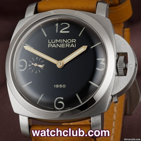Panerai Luminor 1950 - Limited Edition &amp;#39;Fiddy&amp;#39;