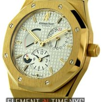 Audemars Piguet Royal Oak Dual Time Power Reserve 18k Yellow...
