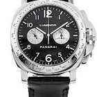 Panerai Luminor Chrono White Gold Pam189