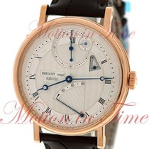 "Breguet Chronometer ""10Hz"", Silver Dial - Rose Gold on..."