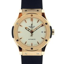 Hublot Classic Fusion 18K Solid Rose Gold