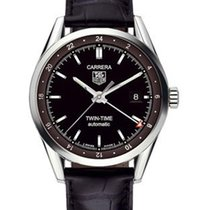TAG Heuer Carrera twin-time calibre 7