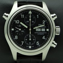 IWC Doppelchronograph, stainless steel, ref.3713
