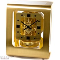 Jaeger-LeCoultre ATMOS Modern Colani Brass Gold Plated Bj-1970