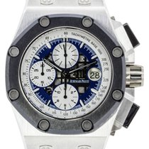 Audemars Piguet Royal Oak Offshore Rubens Barrichello II Platinum