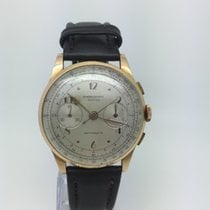 Chronographe Suisse Cie antimagnetic 18K Rose Gold