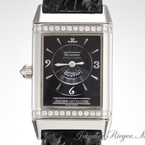 Jaeger-LeCoultre Reverso Duetto Medium 256.3.75 Weissgold 750...