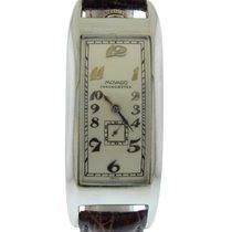Movado 18k White Gold Largest Size Movado Polyplan Chronometer