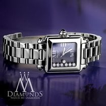 Chopard Happy Sport Classic Square 7 Floating Diamonds...