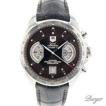 TAG Heuer Grand Carrera Calibre 17RS Chronograph Brown