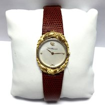 Carrera Y Carrera 18k Gold Ladies Watch W/ Factory Diamonds,...