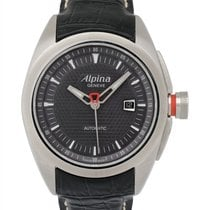 Alpina Nightlife Club Date Automatic Men's Watch – AL-525B4RC6
