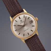 Omega Seamaster gold plated automatic Special Price 50th Birthday