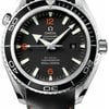 Omega Seamaster Planet Ocean Big Size Stainless Steel On Rubber