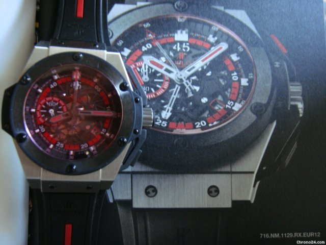 Hublot KING POWER UEFA POLAND