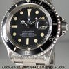 Rolex Submariner Date 200m Vintage 1680 Plastic Glass