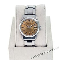 Rolex Stainless Steel Precision 6466 Midsize Gents Watch