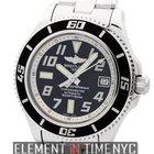 Breitling Superocean Superocean 42 Stainless Steel Black Dial...
