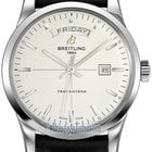 Breitling Transocean Day Date Mens Watch