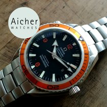 Omega Like New Planet Ocean XXL Size 46mm Seamaster 600m Co-Axial