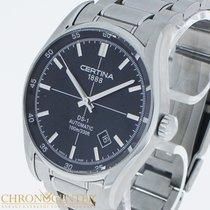 Certina DS-1 Stahl/Stahl Ref. C006407A