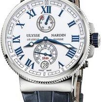 Ulysse Nardin Marine Chronometer Manufacture 1183-126.40