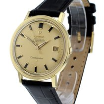 Omega Vintage Constellation Calendar Grand Luxe 18ct
