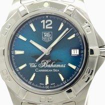 TAG Heuer Aquaracer Bahamas Caribbean Limited Watch Waf211r...