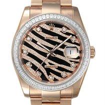 ロレックス (Rolex) 116285G Datejust Zebra