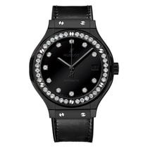 Hublot Classic Fusion Shiny 38mm Automatic Ceramic Mens Watch...