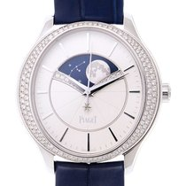 Piaget Limelight 18k White Gold White Automatic G0A40111