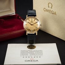 Omega 18K SOLID GOLD & DIAMOND SEAMASTER